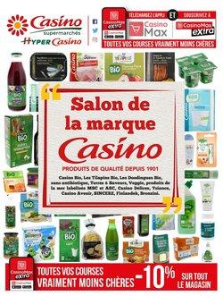 Salon de la marque Casino