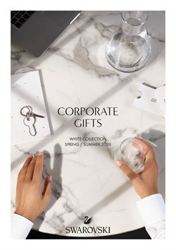 Corporate Gifts - White Collection