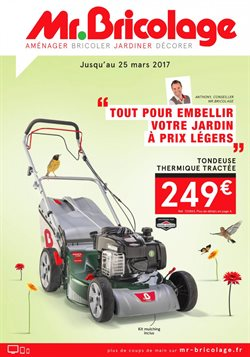 Mr Bricolage - Catalogue, réduction et code promo Mars 2018