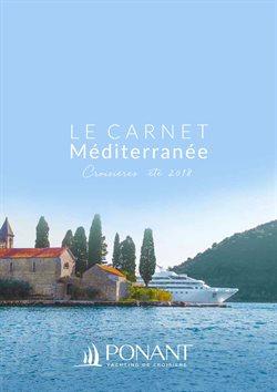 Le Carnet Méditerranée