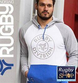 Nouveautés Rugby Division