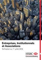 Tarifs Entreprises & Associations