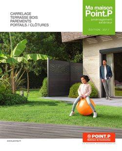point p catalogue r duction et code promo octobre 2017. Black Bedroom Furniture Sets. Home Design Ideas