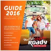 Guide Printemps/été