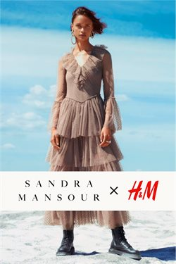 Sandra Mansour by H&M