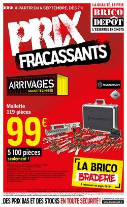 Catalogue Brico Dépôt