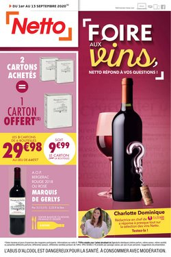 Catalogue Netto