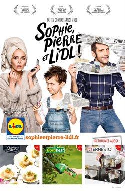 Sophie, Pierre et Lidl!
