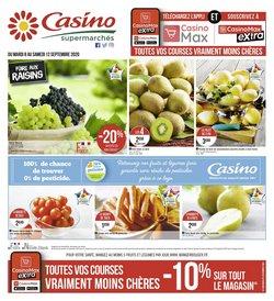 Foire aux raisins