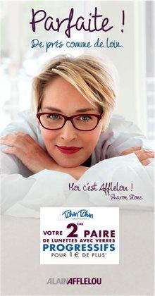 Alain Afflelou - Collection, catalogue et promo Février 2018 5fdeafc92498