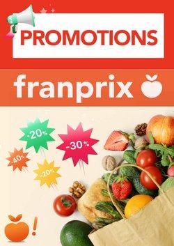 Promotions Franprix
