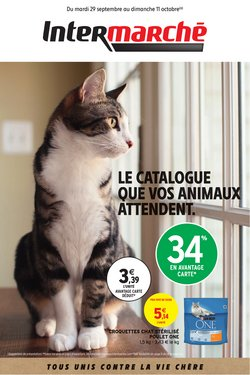 Catalogue Intermarché