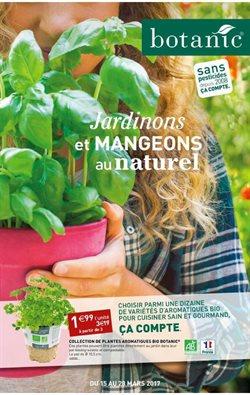 Jardinons et mangeons au naturel