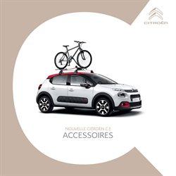 Nouvelle Citroën C3 Accessoires