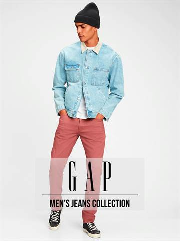 Men's Jeans Collection