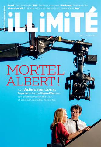 Magazine Illimite n° d'Octobre 2020
