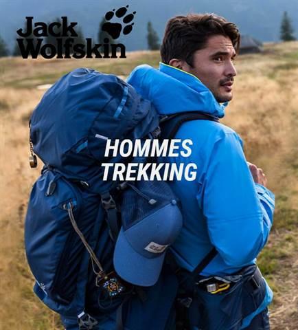 Homme Trekking