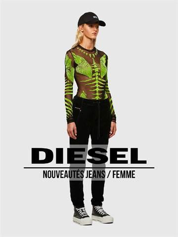Nouveautés Jeans / Femme