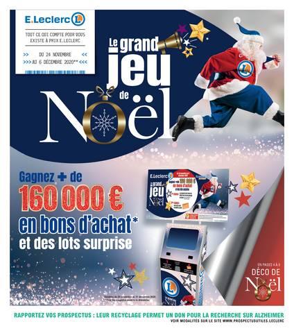 Le grand jeu de Noel