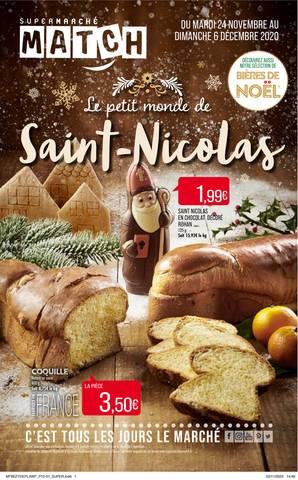 Le petit monde de Saint-Nicolas
