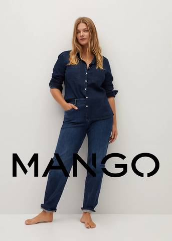Denim Grandes Tailles 2020   Violeta by Mango