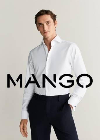 Offre Mango Man Black Friday