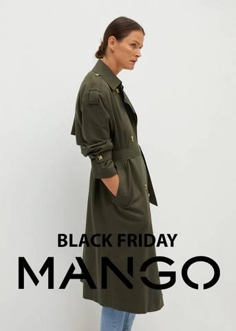 Offre Mango Woman Black Friday