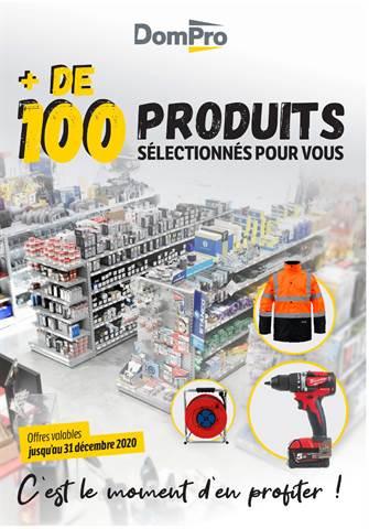 + de 100 produits sélectionnés pour vous