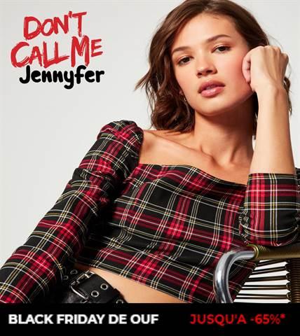 Offre Jennyfer Black Friday