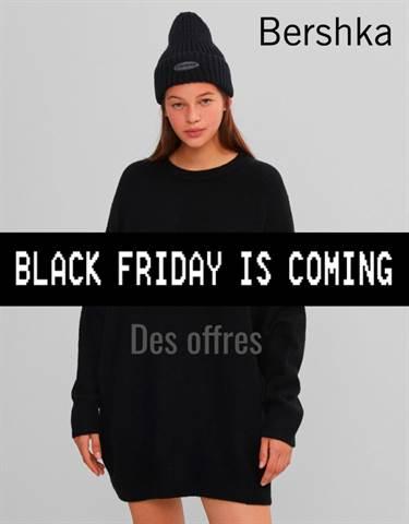 Offres Bershka Black Friday