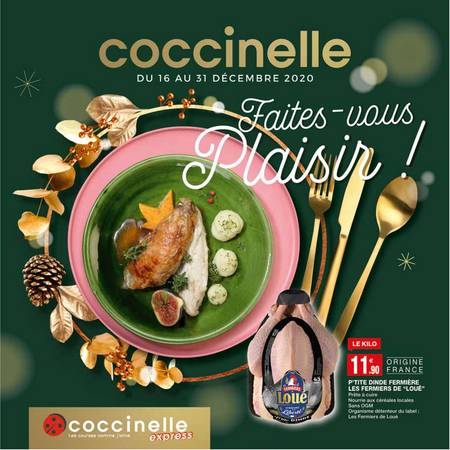 Catalogue Coccinelle