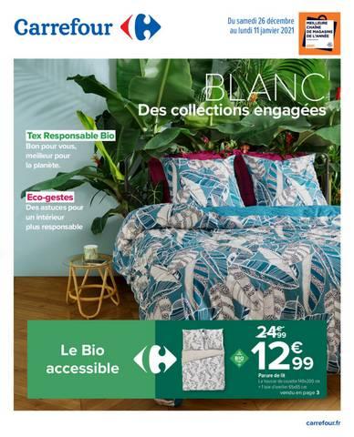 Carrefour Catalogue Reduction Et Code Promo Decembre 2020