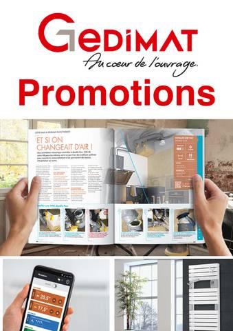 Promotions Gedimat