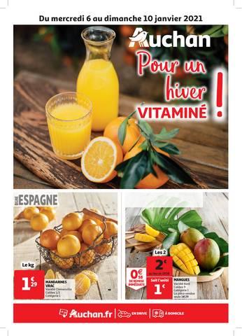 Pour un hiver vitaminé !