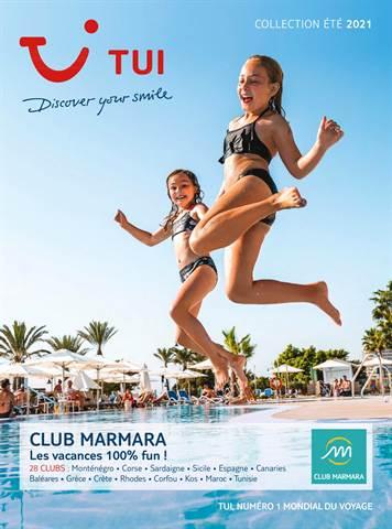 Club Marmara Été 2021