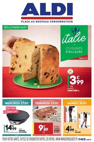 L'italie - Cuisines d'ailleurs