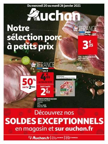 Notre sélection Porc à petits prix