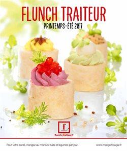 Flunch Traiteur Printemps/Été