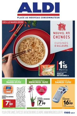 Nouvel an chinois - Cuisines d'ailleurs