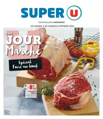 Catalogue Super U
