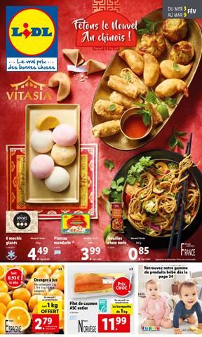 Fêtons le nouvel au chinois!