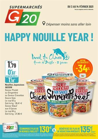 Happy Nouille year !