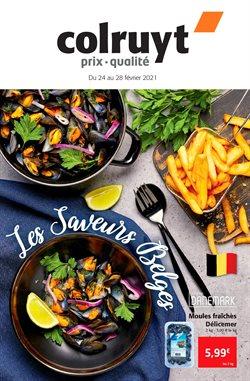 Les saveurs Belges