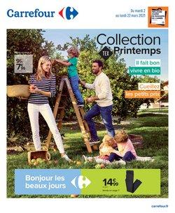 Collection TEX Printemps