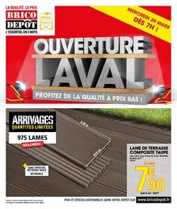 Ouverture Laval - Profitez de la qualité à prix bas!