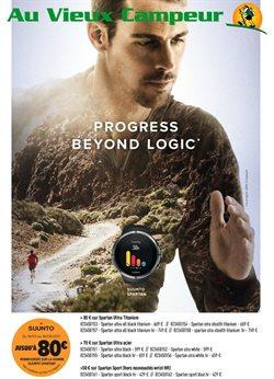 Progress beyond logic