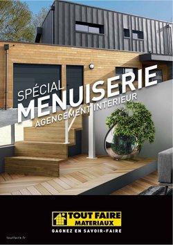Catalogue Menuiserie