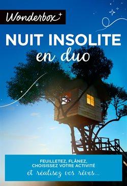 Nuit Insolite en duo