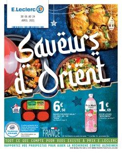 SAVEUR D'ORIENT