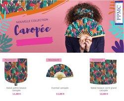 Nouvelle Collection Canopée